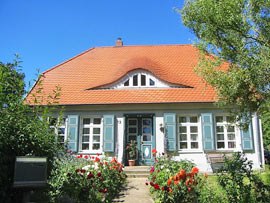 Haus in Wustrow Fischland